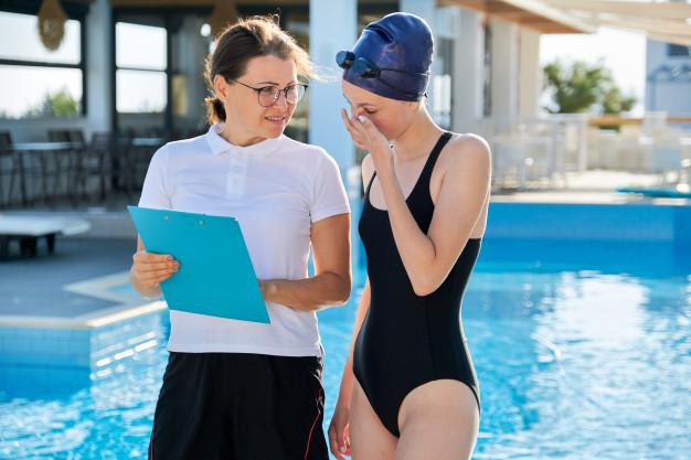 clases de natacion adolescentes