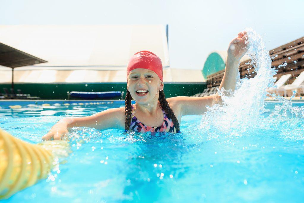 escuela de natacion para niños
